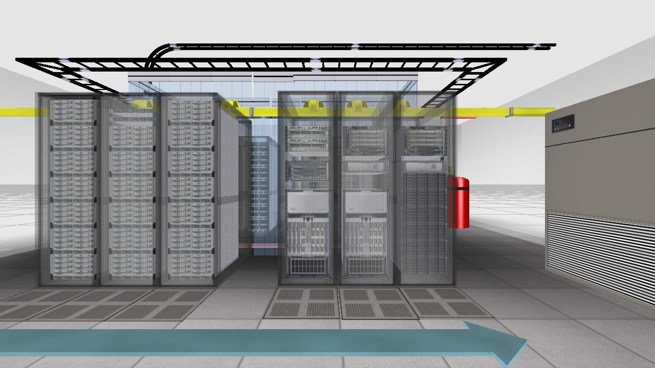 UCS 3D Model