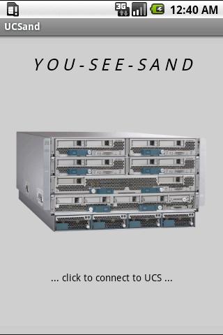 UCSand 1